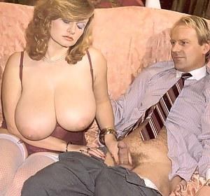 Big Boobs Classic Porn Pictures